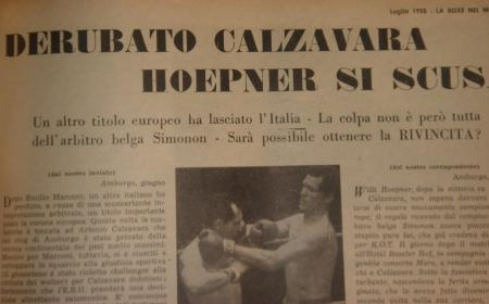 ARTEMIO CALZAVARA