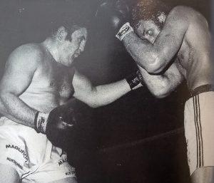 Bepi Ros vs. Joe Bugner