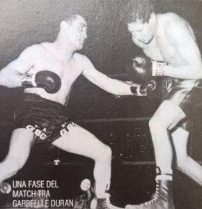Garbelli vs. Duran