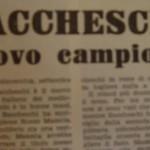 BACCHESCHI 1