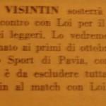 VISINTIN 19