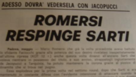 MARIO  ROMERSI