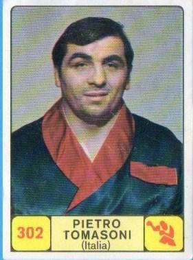 PIERO TOMASONI