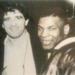 damiani con mike Tyson