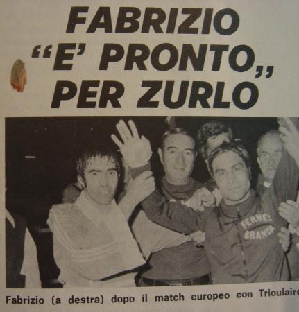 SALVATORE FABRIZIO