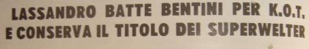 DAMIANO LASSANDRO