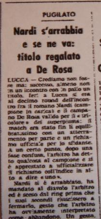 LUIGI DE ROSA