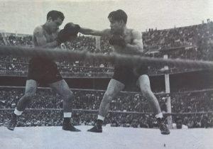 Falcinelli vs. Luis Moreno