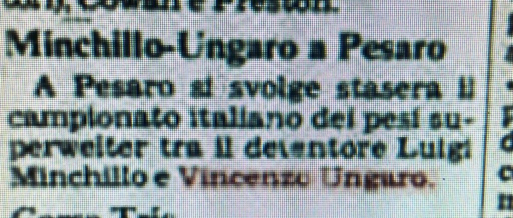 Vincenzo Ungaro