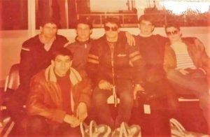 Squadra smef, 1981 Talarico.Sannia,CasamonicaCrescimbeni,,Bavaresco,