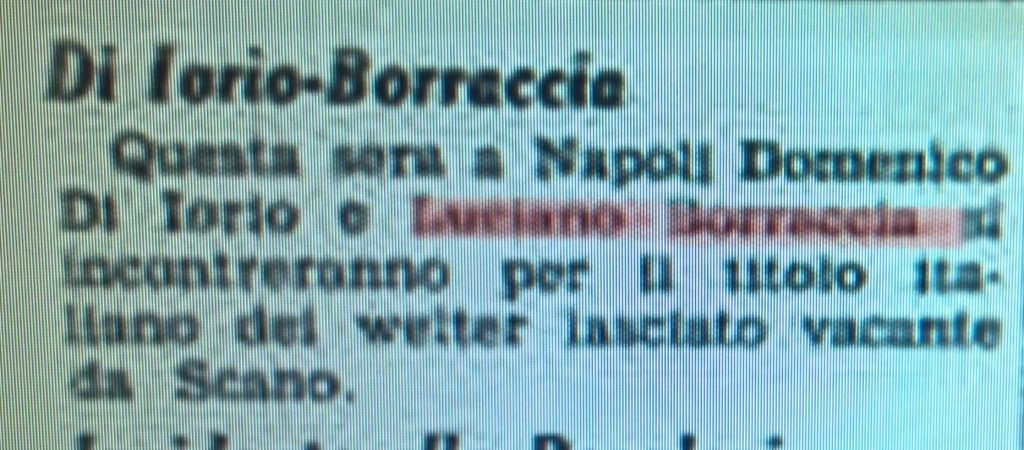 Luciano Borraccia