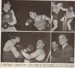 Finali Campionati italiani 1957 Amati foto 3